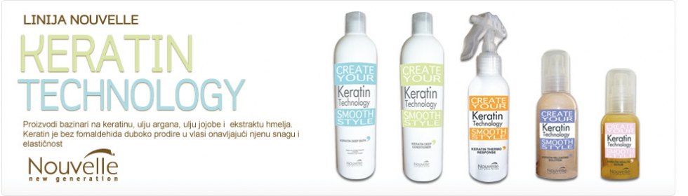 Keratin Technology